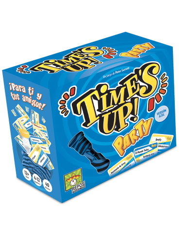 Time´s Up Party 2 (Azul)